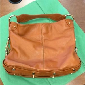 Rebecca Minkoff  Nicky Bag gorgeous rusty